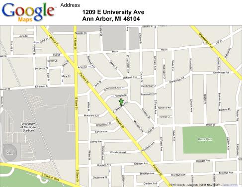 1209 E University, Ann Arbor, MI 48104